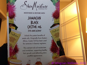 Review: SheaMoisture Jamaican Black Castor Oil Collection