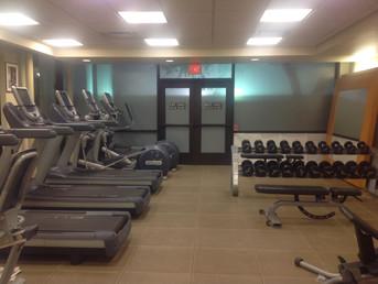 Road Warrior Fitness: Embassy Suites Hotel, Livonia MI