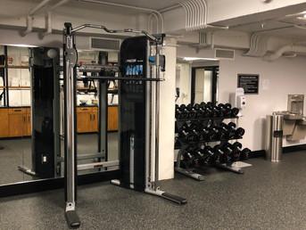 Hotel Gym Review: Hotel Indigo