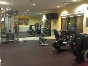 Hotel Gym Review: Courtyard Sandestin Marriott