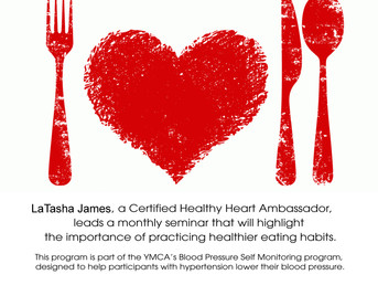 YMCA Healthy Heart Nutrition Series