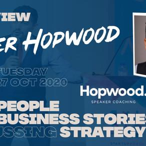 Interview: Peter Hopwood