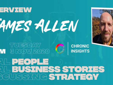 Interview: James Allen