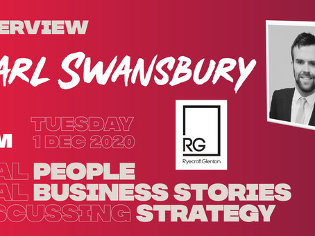 Interview with Carl Swansbury from Ryecroft Glenton