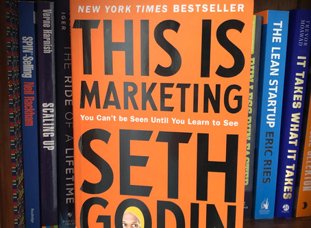 BOOK REVIEW: 'This is Marketing' by Seth Godin