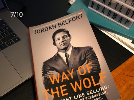 Book review: Way of the Wolf, Jordan Belfort