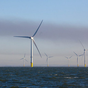Supporting offshore wind