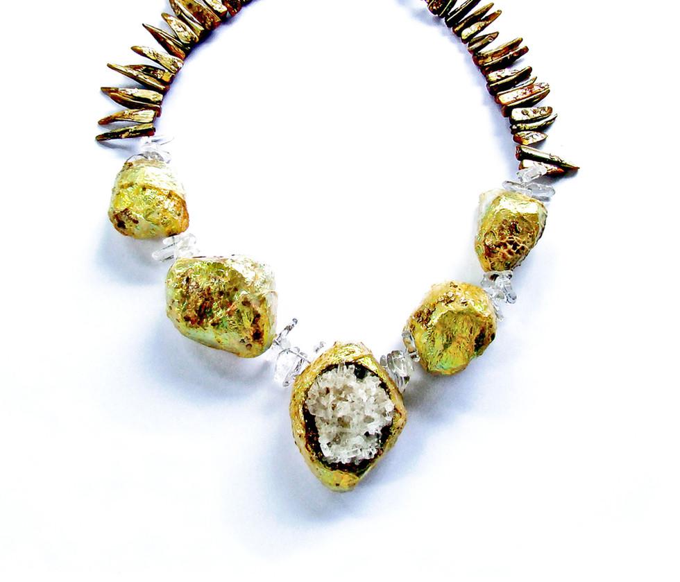 """Space Rocks!"" Yellow - Jewellery - Super Pro"