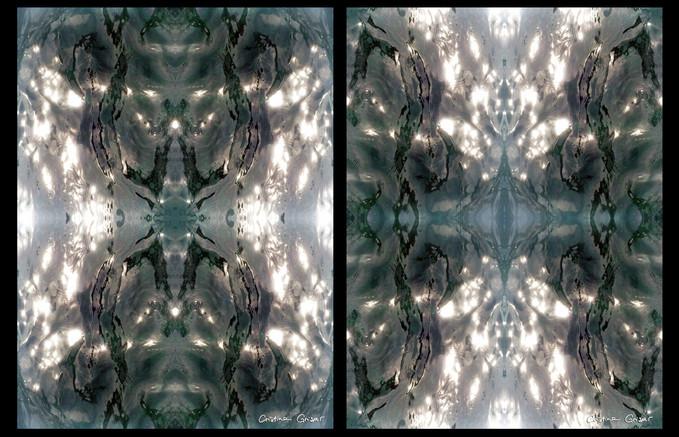 """Kaleidoscope 017 - El Nido"" (Vista de Serie)"