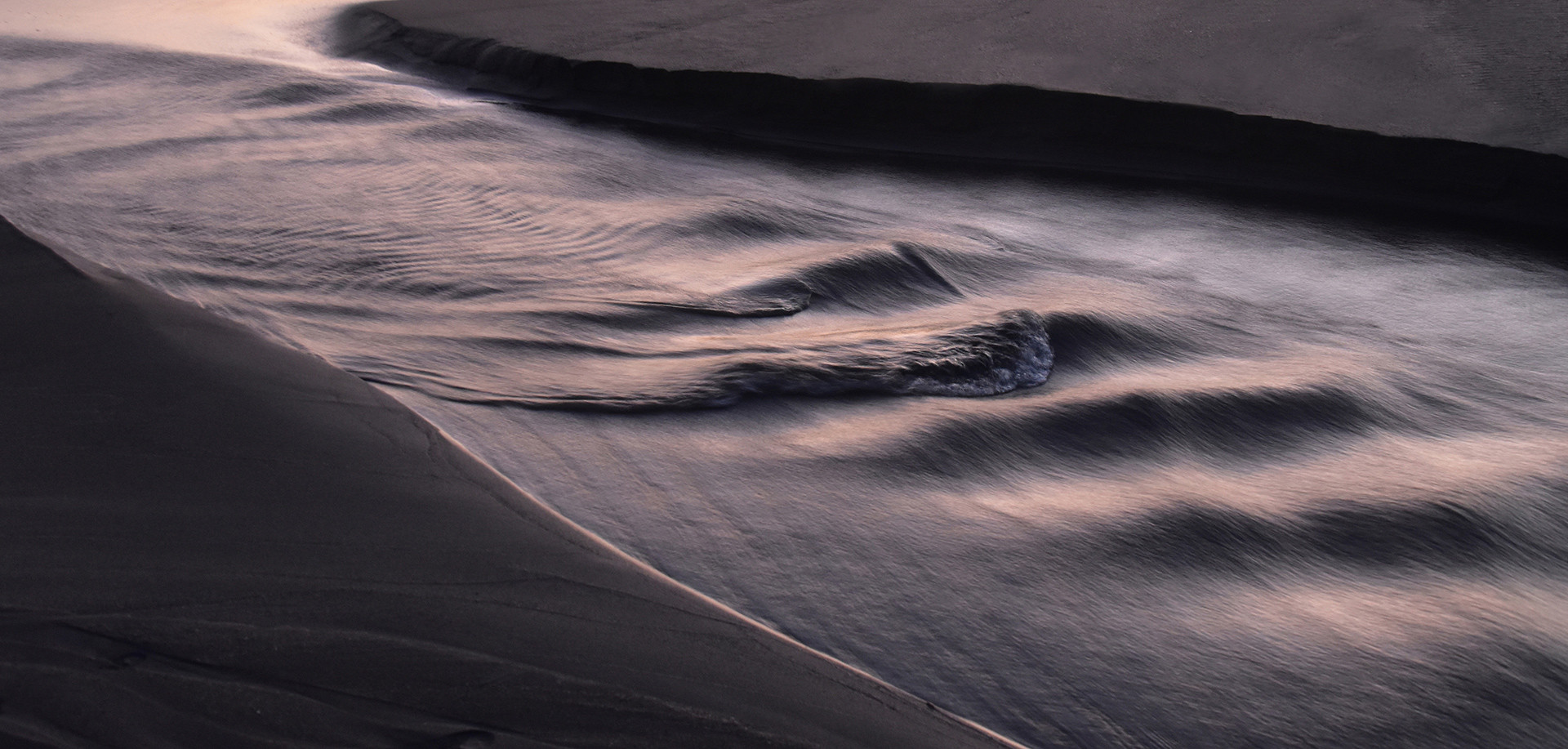 """Camino a la Inmensidad"" - Photography - Liquid Tapestries Series - Aqualand"