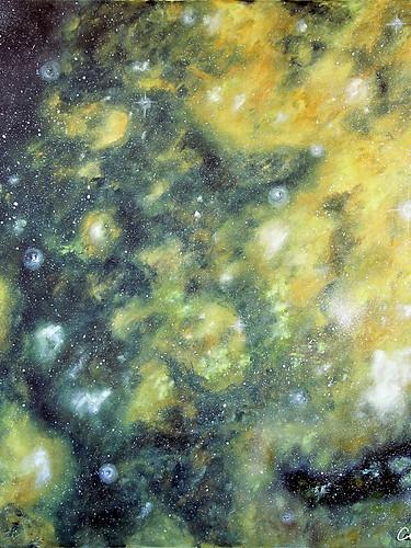 """""""Yellow Universe"""""""