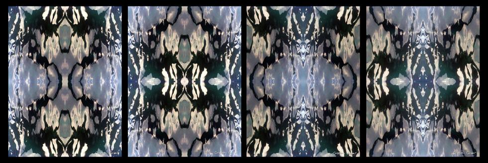"""Kaleidoscope 024 - El Nido"" (Vista de Serie)"