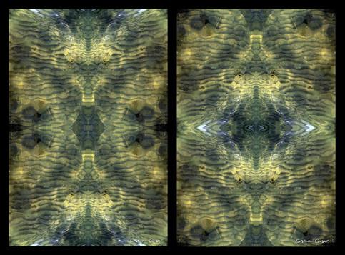 """Kaleidoscope 06 - Kho Pha Ngan"" (Vista de Serie)"