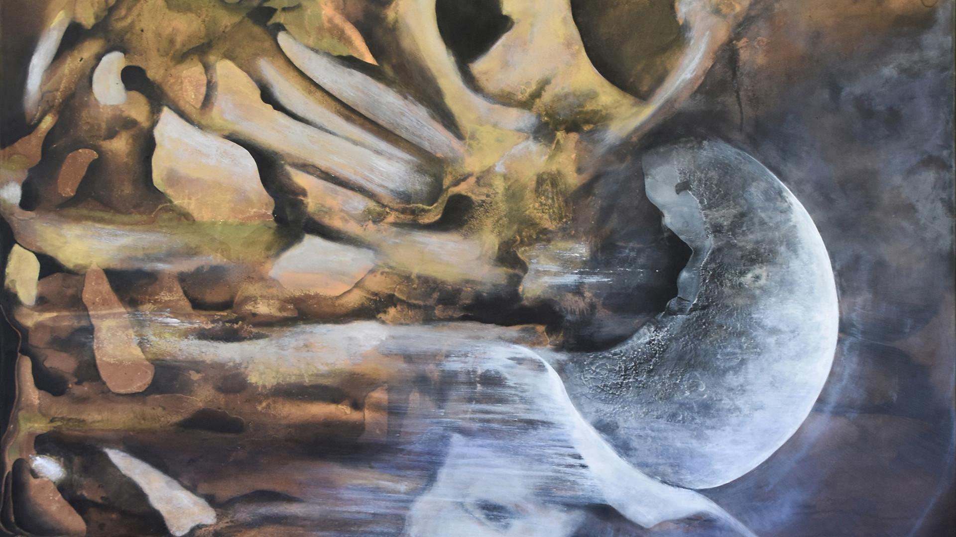 """Espejismo"" - Painting - New Cosmos"