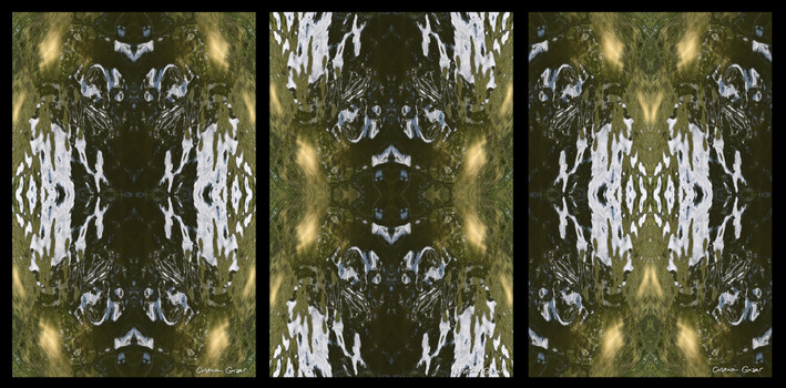 """""""Kaleidoscope 01 - Puerto Princesa"""" (Vista de Serie)"""