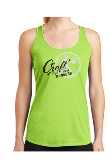 CPR Women's Tank Top Running Shirt