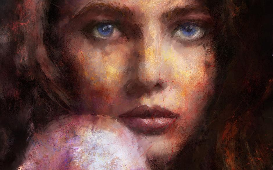 Untitled Portrait Study