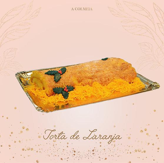 Torta de Laranja Conventual