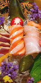 Combinado Selecção de Sashimi 12 Peça