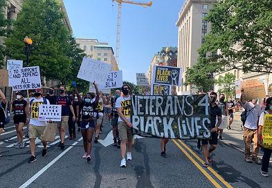 #VetsForBLM #ContinueToServe #BlackLives