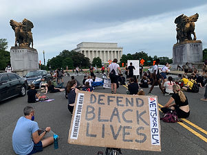 Whether you just want to get out there and protest or if you want to step up to a leadership role and ensure our volunteers and personnel are in the right places at the right times, this is the team for you. It is time for veterans to stop being silent and on the sidelines. It's time for us to stand and get into the action.
