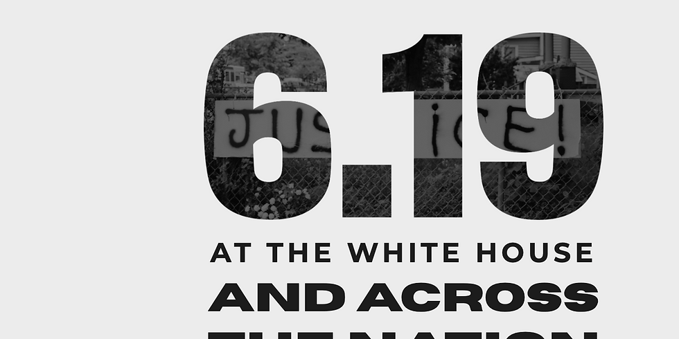 Six Nineteen: Defend Black Lives Protest