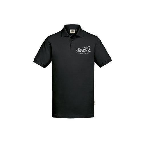 Platz 16 Polo-Shirt Herren