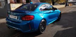 BMW céramique