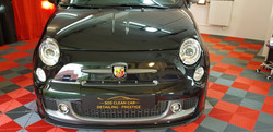 Protection carrosserie FIAT 500