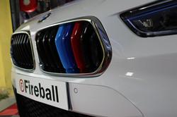 BMW blanche alsace