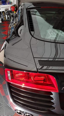 Protection carrosserie R8