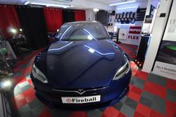 traitement sur Tesla