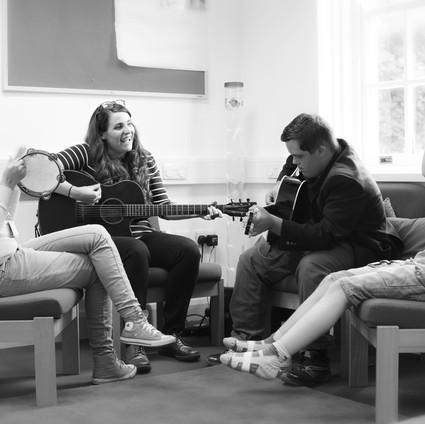 Group Session at Denbigh Children's Centre