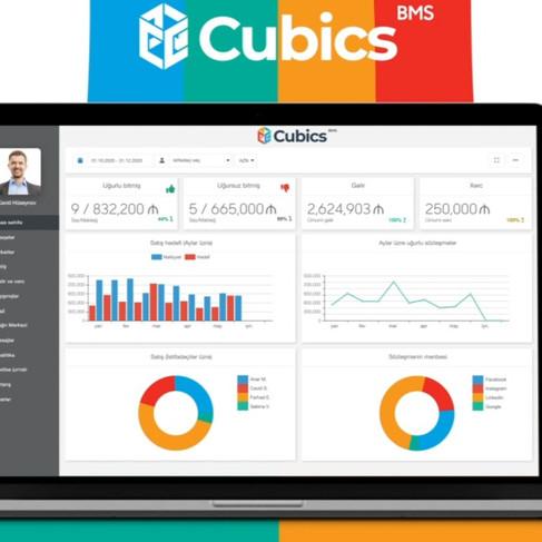 Cubics BMS Infographics