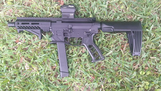Instigator Ultralite 9mm 4