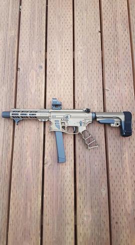 instigator Ultralite 9mm 5