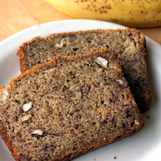 Grain-Free Banana Nut Bread