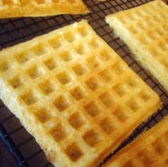 Gluten-Free Freezer Waffles