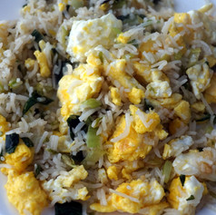 Egg and Fried Rice