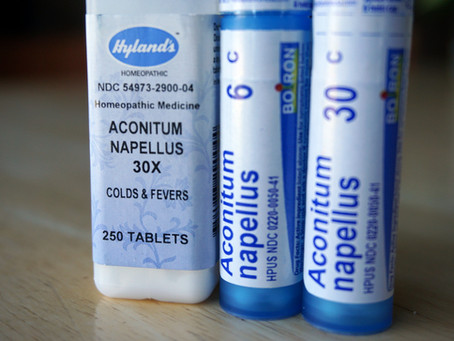 Remedy Spotlight: Aconite