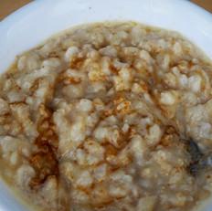 Soaked Oatmeal Porridge