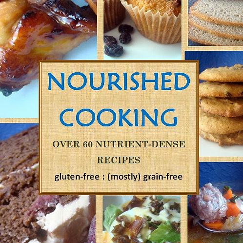 Nourished Cooking eCookbook