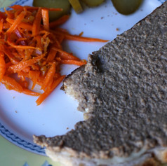 Beef Liver and Mushroom Pate