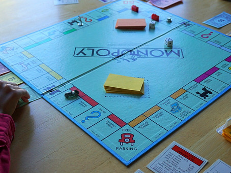 Using (Shortened) Monopoly to Teach Math, Finances, Character, Charity, and More