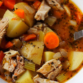 Herbed Chicken and Vegetable Stew