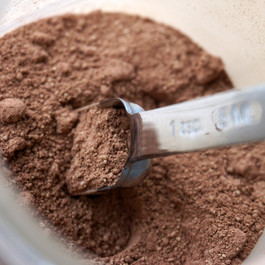 Hot Cocoa Mix - No Refined Sweeteners!