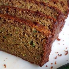 Grain-Free Zucchini Bread
