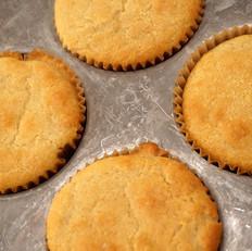 """Grain-Free """"Cornbread"""" Muffins"""