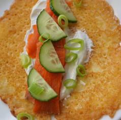 Gluten-Free Blini - Russian Pancakes