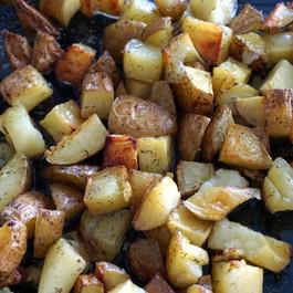 Oven-Roasted Potatoes